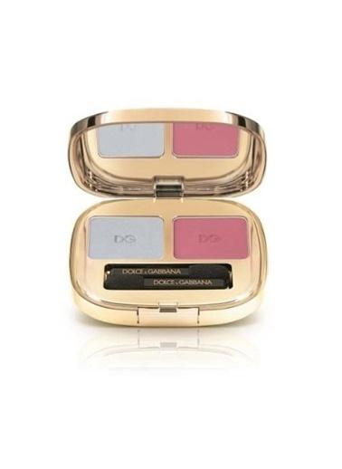 Dolce&Gabbana Dolce&Gabbana 730870275733 Smooth Eye Colour Duo 8 Saat Kalıcı Göz Farı Renksiz